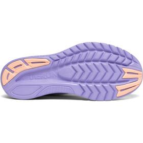 saucony Kinvara 10 Shoes Women, white/purple